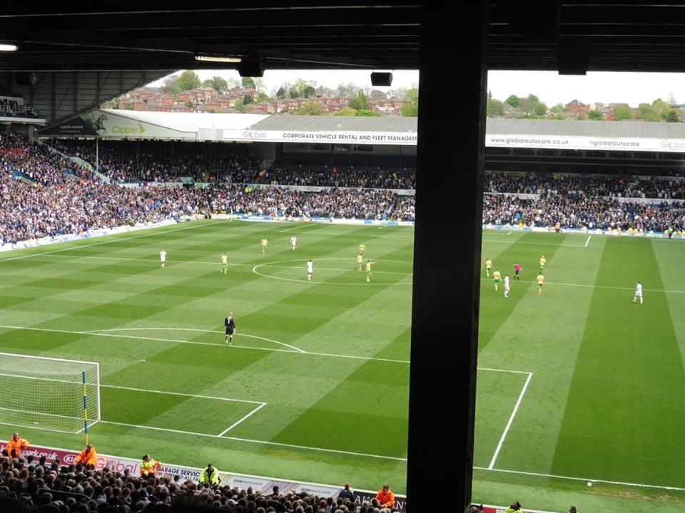 Leeds United 3-3 Norwich City April 2017