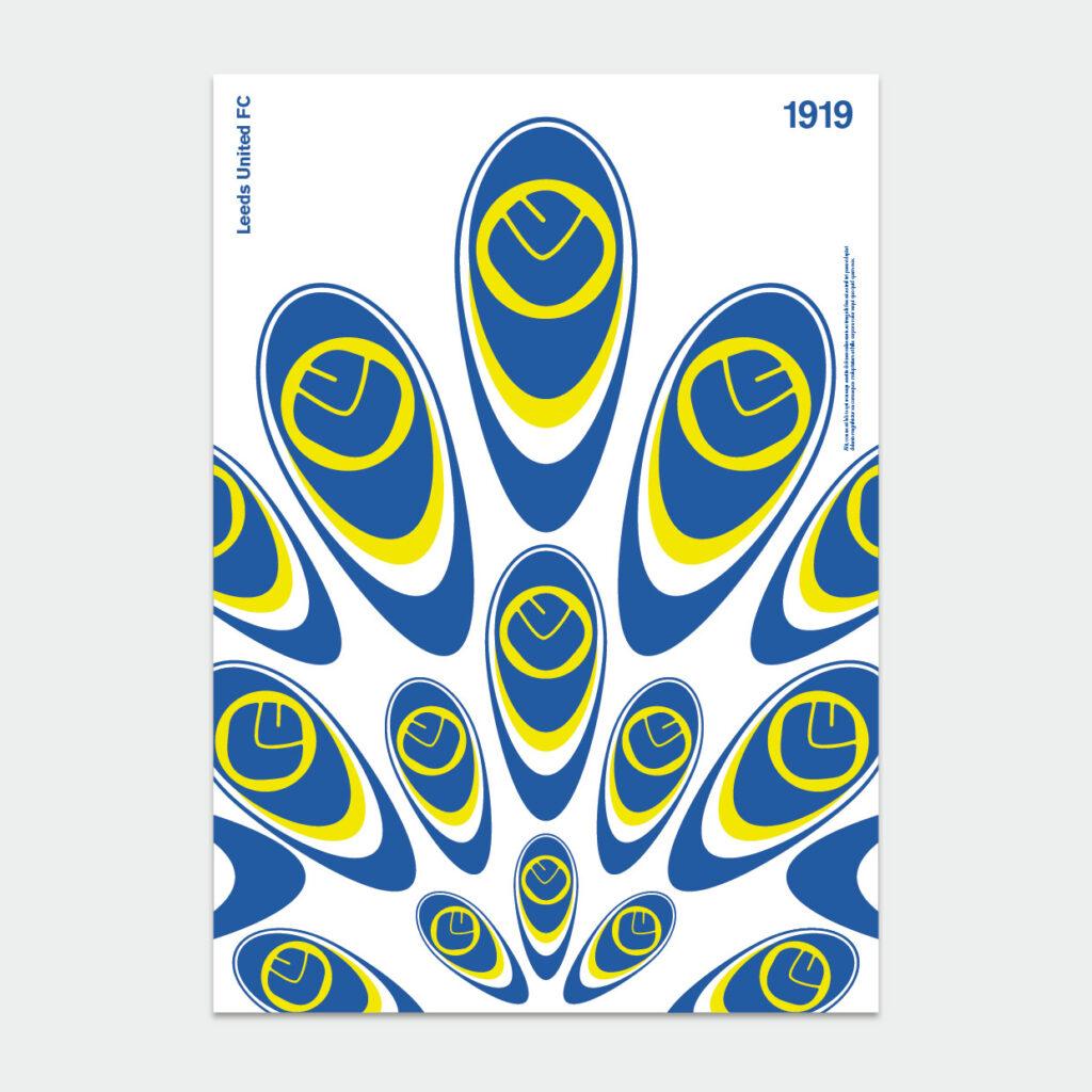 Dinkit 92 editions print - Leeds United