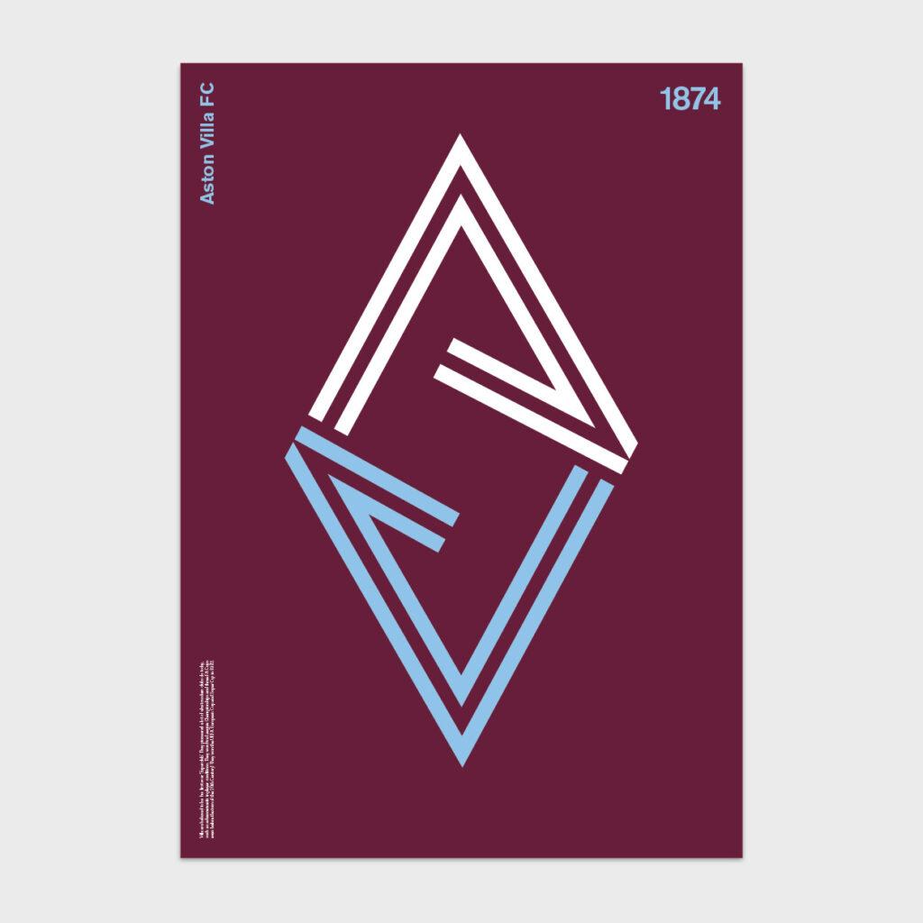 Dinkit 92 editions print - Aston Villa