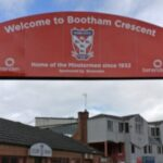 Entrance to Bootham Crescent
