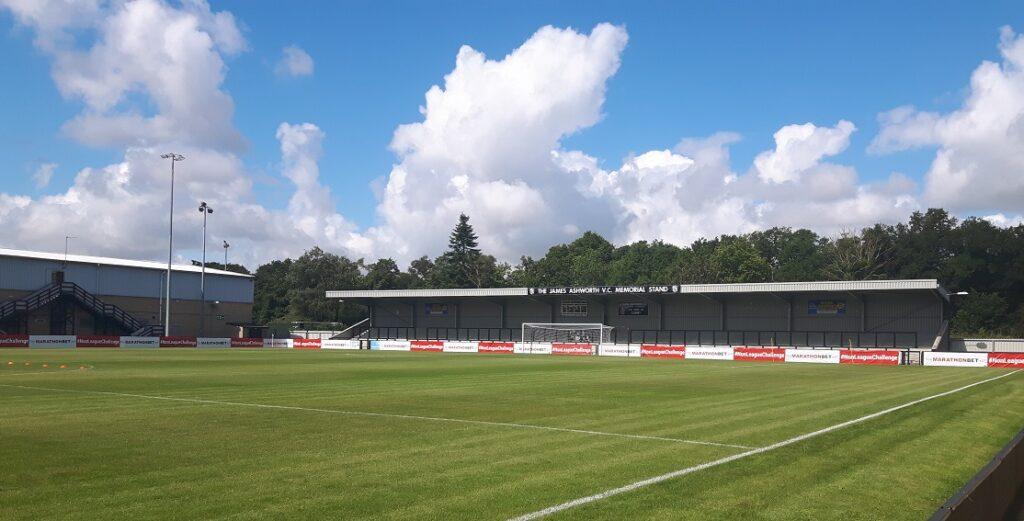Corby Towm FC Steel Park