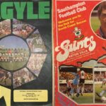 Plymouth Argyle and Southampton FC match day programmes from the 1980s