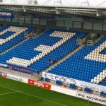 Stand at London Road (ABAX) Peterborough United