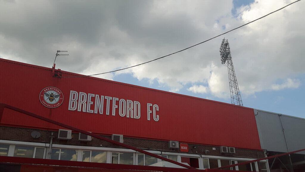 Griffin Park home of Brentford FC