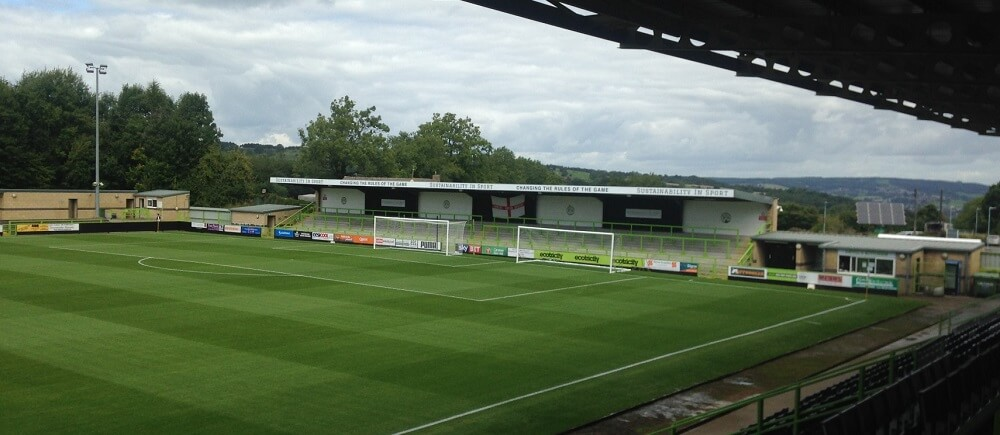 New Lawn Forest Green Rovers
