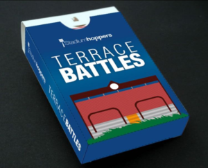 One of the prizes if you are competitive in the 1,000,000 Seat Challenge, which will surely Trump your 2017, Terrace Battles, presented by Stadium Hoppers.