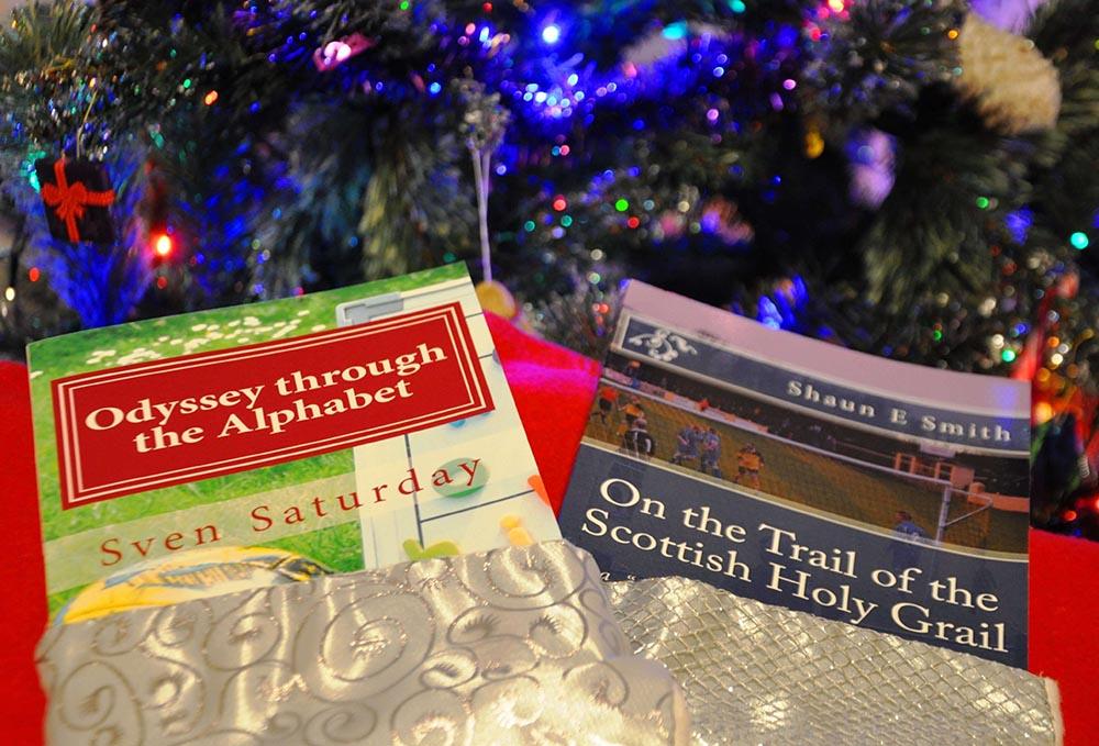 Football books for Christmas